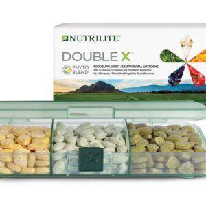 Nutrilite DoubleX with tray 121576 UK IE GR