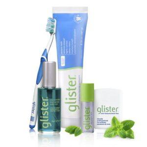 Płyn do płukania jamy ustnej GLISTER - 50 ml