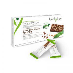 Baton zastępujący posiłek o smaku ciemnej czekolady bodykey by NUTRILITE™