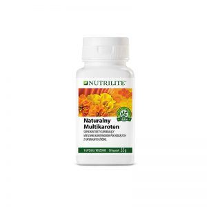 Naturalny multikaroten NUTRILITE