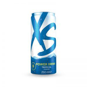 Power Drink XS™ - Tropical Blast 250 ml