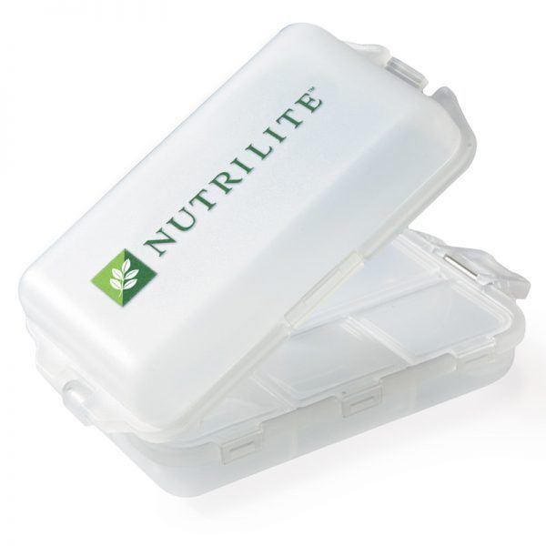 Pudełko na tabletki NUTRILITE