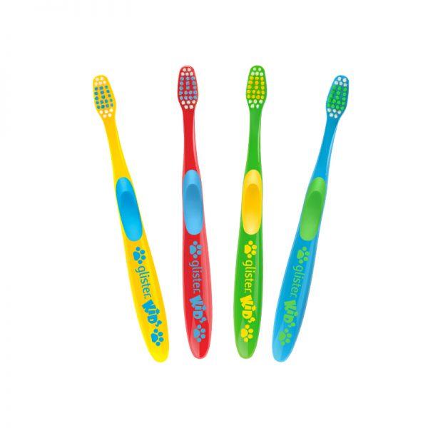 Szczoteczki do zębów dla dzieci Glister™ kids
