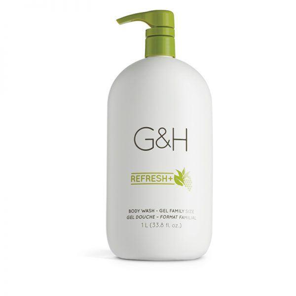 Żel do mycia ciała G&H REFRESH+