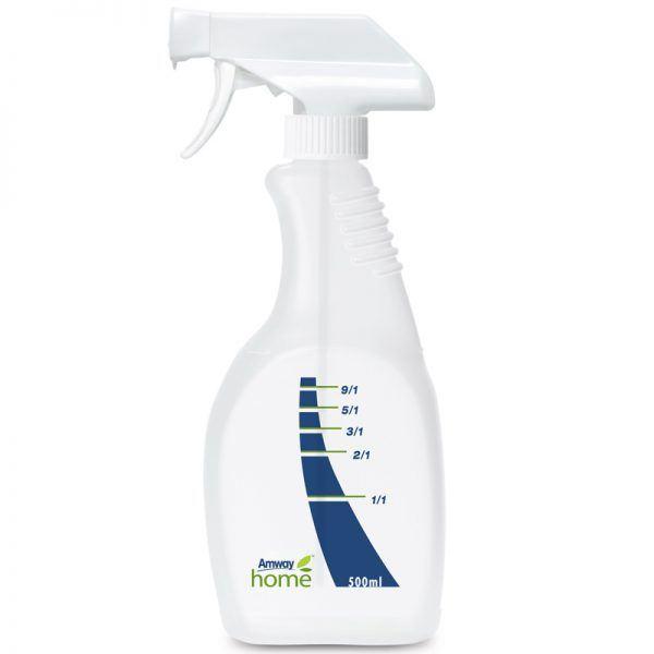 Plastikowa butelka ze sprayem AMWAY HOME