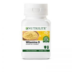 Witamina D NUTRILITE