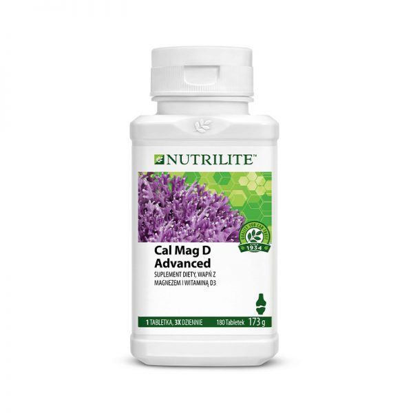 Cal Mag D Advanced NUTRILITE