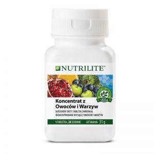 Koncentrat z owoców i warzyw NUTRILITE